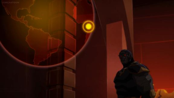 Darkseid-Conqueror's Gotta Conquer!