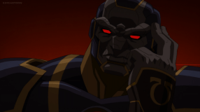 Darkseid-We're Behind Schedule!