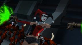 Harley Quinn-My Gleeful Bullet Barrage!