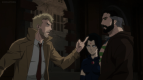 John Constantine-Your Plan Sucks, Clark!