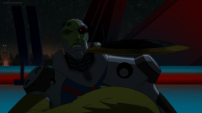 Martian Manhunter-Blindsided By My Comrade!