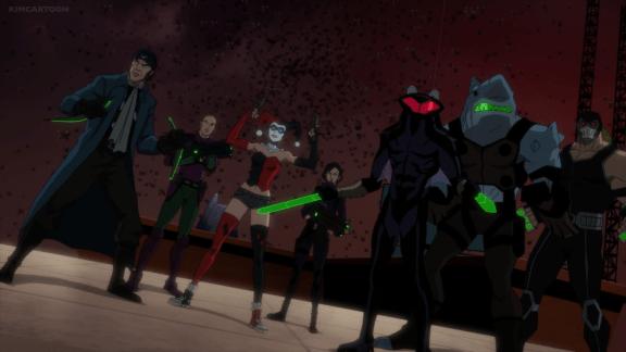 Suicide Squad-Bring 'Em On!