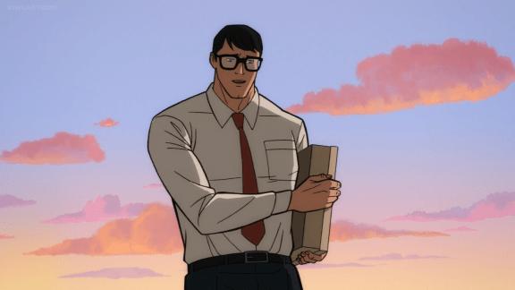 Clark Kent-Bye, Ma & Pa!