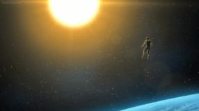 Clark Kent-Solar Recharge!