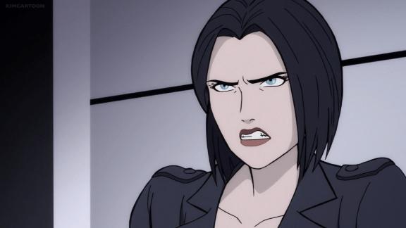 Lois Lane-Ugh!