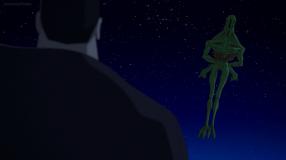 Martian Manhunter-Gaze Upon My True Form!