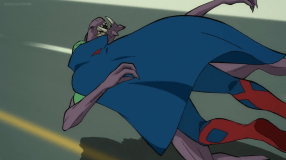 Martian Manhunter-I Won't Let You Harm Superman!