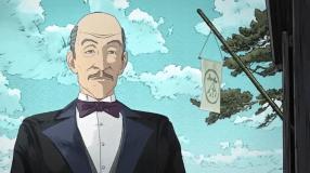 Alfred-Hello, Master Bruce!