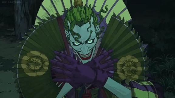 Joker-Feel The Razor's Edge!