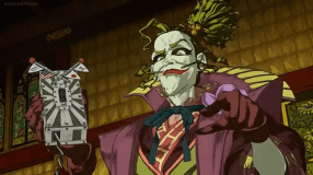 Joker-You Might Want To Look Out, Batman!