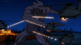 Parasite-Feel My Godzilla-Like Wrath!