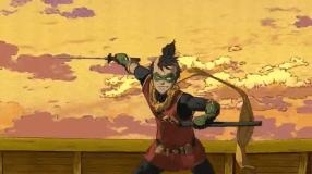 Robin-En Garde!