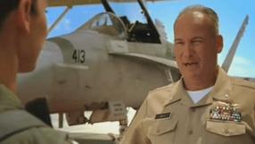 Commander Haley-You're My Top Pilot, Torres!