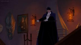 Phanom Stranger-I Shall Properly Engage You, Seth!