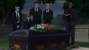 Bat-Family-Rest In Peace, Bruce!