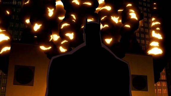 Batman-An Explosive Blast From My Past!