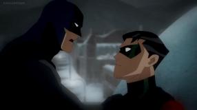 Batman-Stay Put, Robin!