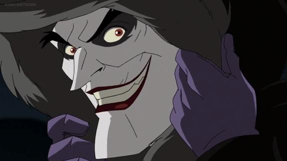 Joker-Tell Batman That I Said 'Hello'!
