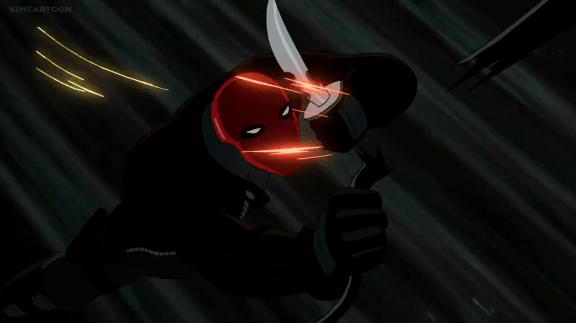 Red Hood-I'm Getting The Final Cut!