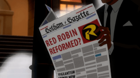 Red Robin-Time To Turn My Codename Around!