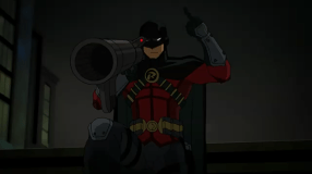 Red Robin-You're In My Sights, Black Mask!