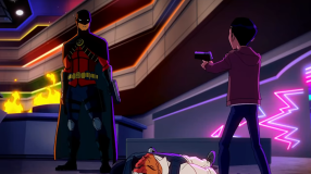 Tim Drake-Don't Become A Monster, Red Robin!