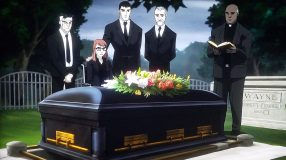 Bat-Family-Rest In Peace, Master Bruce!