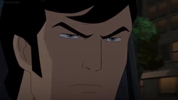 Bruce Wayne-Let's Visit Shiva!
