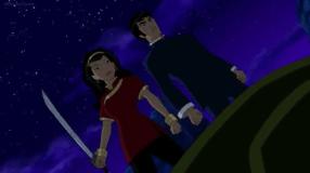 Lady Shiva-Richard & I Will Stop You!