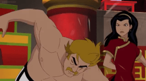 Lady Shiva-You'll Take This Slap & Like It!