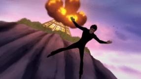 Richard Dragon-Free Falling!