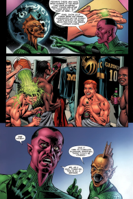 Hal Jordan Prequel-One Other 'Guy' Is Able To Do This Job!
