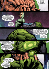 Kilowog Prequel-Welcome To My Boot Camp, Poozers!