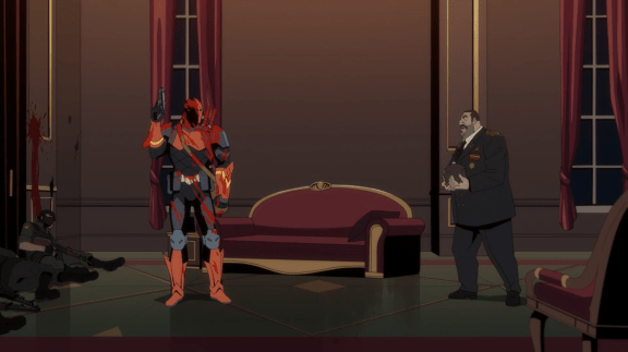 Deathstroke-Now, About My Payment!