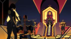 Deathstroke-We Finally Meet, H.I.V.E. Queen!