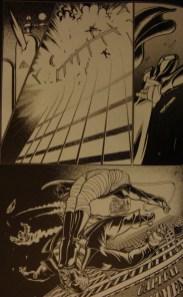 Vengeance Of The Mummy #2-Explosive Exit!