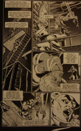 Vengeance Of The Mummy #2-It's My Career-Making Discovery!
