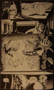 Vengeance Of The Mummy #2-Knock, Knock!