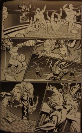 Vengeance Of The Mummy #2-So Long, Mummy Armada!