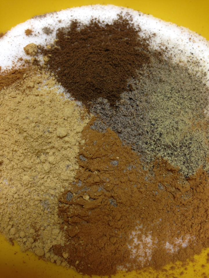 chai spice mix 04282017