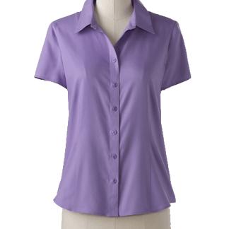 Ladies Shirt Sleeve Shortened Eddition