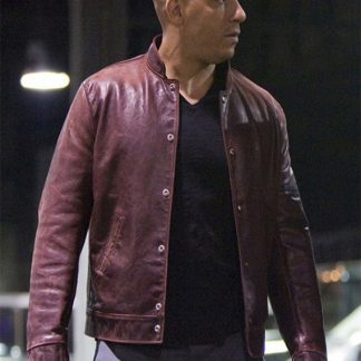 Original Leather Jacket of Vin Diesel in Fast-And-Furious Movie