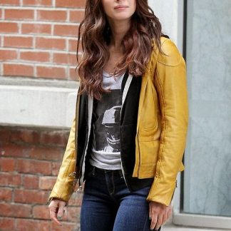 Transformers Megan Fox Leather Jacket