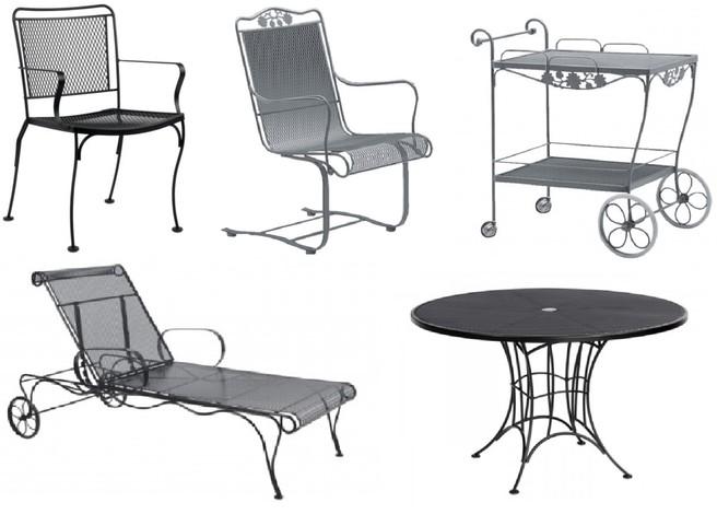 casual furniture restoration