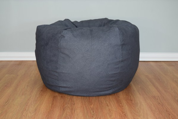 XLarge Brushed Denim Bean Bag