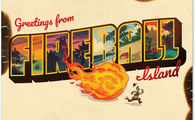 Fireball Island To Be Revamped By Restoration Games