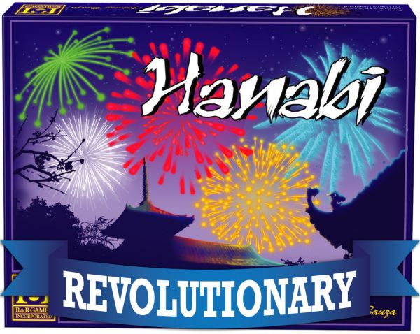 Hanabi Casual Game Revolution