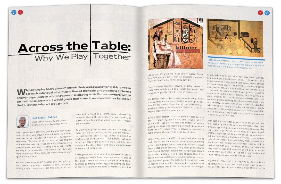 Cgi 11 Daybreak Cooperative Games Rulebooks And Why We