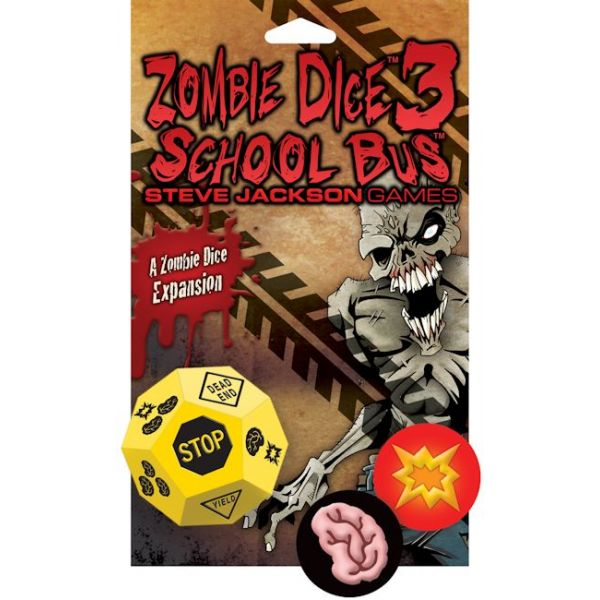 News Flash Zombie Dice Expansion Wizard Poker Casual