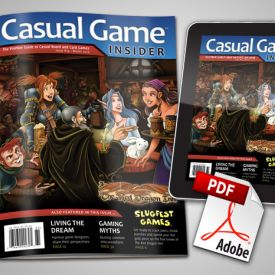 January 2016 Casual Game Revolution